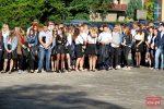 Wspólne rozpoczęcie roku szkolnego I Zespołu Szkół we Wschowie oraz I Liceum Ogólnokształcącego z Oddziałami Dwujęzycznymi we Wschowie