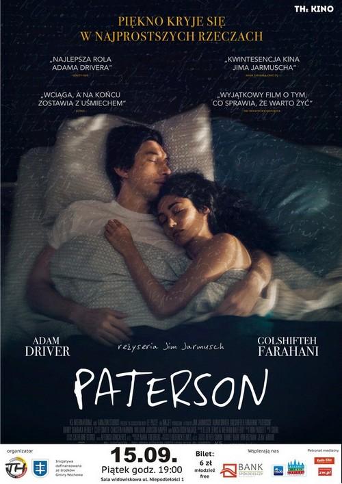 "THe KINO WSCHOWA- ""Paterson"""