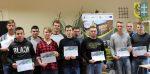 Uczniowie Technikum Mechanicznego zakończyli kurs CAD/CAM 2D i 3D