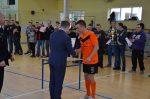 Powiatowe eliminacje halowej piłki nożnej drużyn OSP