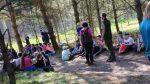 Akcja sadzenia lasu