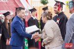 Zakończenie roku szkolnego dla maturzystów I ZS