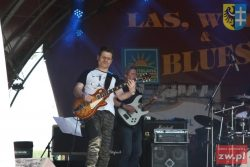 las, woda, blues