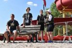 Ogólnopolskie Regaty Kajakowe Olimpiad Specjalnych Polska w Sławie