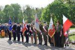 Starosta na obchodach Święta Konstytucji 3 maja w Sławie