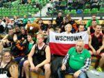 Zawodnicy Olimpiad Specjalnych z SOSW na meczu ligowym w Zielonej Górze
