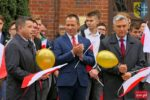 Uroczystość związana ze setną rocznicą odzyskania przez Polskę Niepodległości w I ZS we Wschowie
