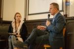 Spotkanie autorskie w Zanie z Piotrem Bojarskim