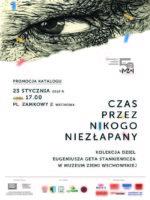 Muzeum Ziemi Wschowskiej zaprasza na promocję publikacji dzieł Eugeniusza Geta Stankiewicza