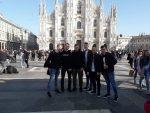 Uczniowie ze Staszica na praktykach w Wiedniu i Mediolanie