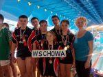 Sukcesy wschowskich pływaków z SOSW