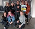 Uczniowie Staszica na warsztatach z Slow Food
