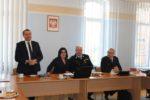 Odbyło się posiedzenie Zarządu Oddziału Woj. ZOSP RP