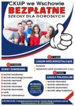 Bezpłatne szkoły dla Dorosłych