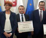 Powiat Wschowski otrzymał dofinansowanie na przebudowę drogi