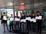 Uczniowie Staszica na Uniwersytecie Zielonogórskim