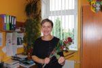 Dyrektor Poradni obchodziła Jubileusz 35-lecia pracy zawodowej