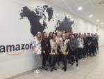 Wycieczka do Centrum Logistycznego Amazon