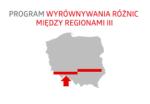 """Nowości w Programie wyrównywania różnic między regionami III"""""""