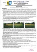 Informacja o ogłoszeniu II przetargu ustnego nieograniczonego na sprzedaż nieruchomości niezabudowanej Skarbu Państwa, położonej w obrębie Wróblów jednostki ewidencyjnej Sława – obszar wiejski