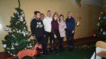 Spotkanie świąteczne w Ośrodku Szkolno-Wychowawczym we Wschowie