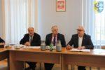 Posiedzenie Powiatowego Zespołu dot. ASF