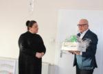 Spotkanie wigilijne w Warsztatach Terapii Zajęciowej we Wschowie