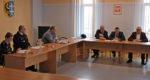 Posiedzenie Powiatowego Zespołu Zarządzania Kryzysowego