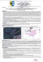 Informacja o ogłoszeniu przetargu nieograniczonego w obrębie Wyszanów