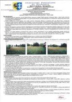 Informacja o ogłoszeniu IV przetargu ustnego nieograniczonego na sprzedaż nieruchomości niezabudowanej Skarbu Państwa, położonej w obrębie Wróblów jednostki ewidencyjnej Sława – obszar wiejski