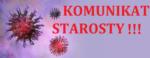 Ograniczenie w funkcjonowaniu Starostwa Powiatowego we Wschowie i jednostek organizacyjnych Powiatu Wschowskiego