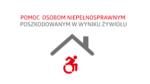 """Program """"Pomoc osobom niepełnosprawnym poszkodowanym w wyniku żywiołu lub sytuacji kryzysowych wywołanych chorobami zakaźnymi""""."""