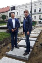 Spotkanie Starosty z Wojewódzkim Konserwatorem Zabytków