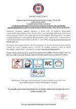 Komunikat nr 15 PPIS w Nowej Soli w sprawie jakości wody do spożycia