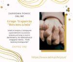 """Projekt Fundacji ADRA – Grupy Wsparcia Online """"Równoważnia"""""""