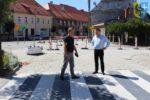 Powiat remontuje ulice we Wschowie
