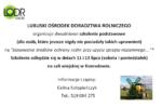 Szkolenie w dniach 11 i 13.07.br. w Konradowie