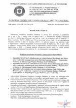 Komunikat nr 18 o przydatności wody w kąpieliskach