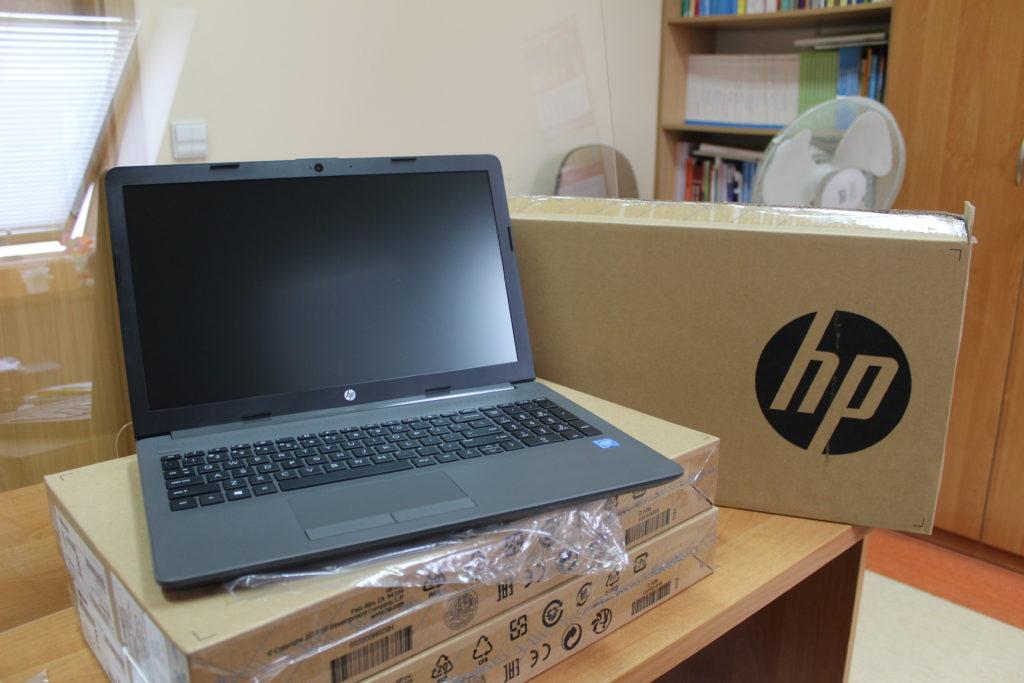 Laptopy przekazane PCPR