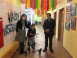 Nowy sprzęt rehabilitacyjny w Specjalnym Ośrodku Szkolno – Wychowawczym we Wschowie