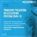 Transport na szczepienia przeciw Covid-19 w Powiecie Wschowskim