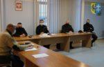 Spotkanie koordynatorów ds. szczepień przeciw Covid-19 w Powiecie Wschowskim
