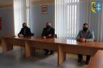 Spotkanie z przedstawicielami Urzędu Marszałkowskiego Województwa Lubuskiego