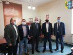 Wizyta przedstawicieli Urzędu Marszałkowskiego we Wschowie