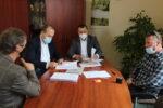 Umowa na przebudowę drogi Szlichtyngowa-Wyszanów podpisana