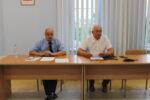 Posiedzenie Powiatowego Zespołu Zarządzania Kryzysowego i Komisji Bezpieczeństwa i Porządku