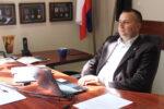 Starosta Wschowski Andrzej Bielawski  uczestniczył w posiedzeniu Narodowej Rady Rozwoju