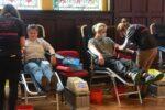 Akcja krwiodawstwa w Staszicu
