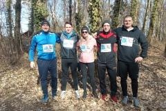 Nauczyciele I Zespołu Szkół biegali w szczytnym celu