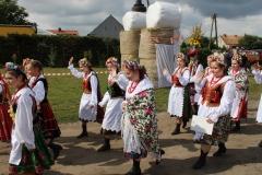 Powiatowo-Gminne Święto Plonów w Łupicy